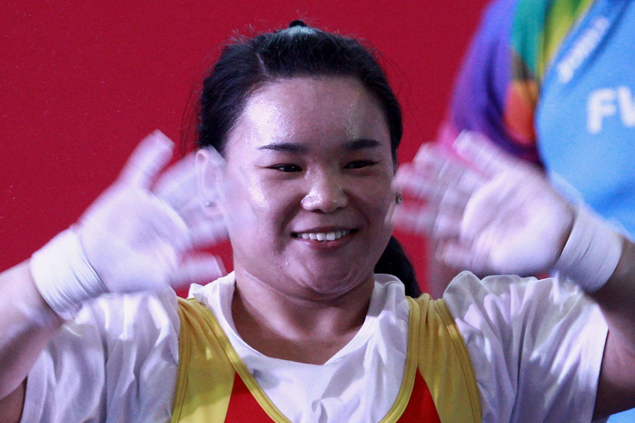 China win three titles as World Para Powerlifting World Cup begins in Dubai