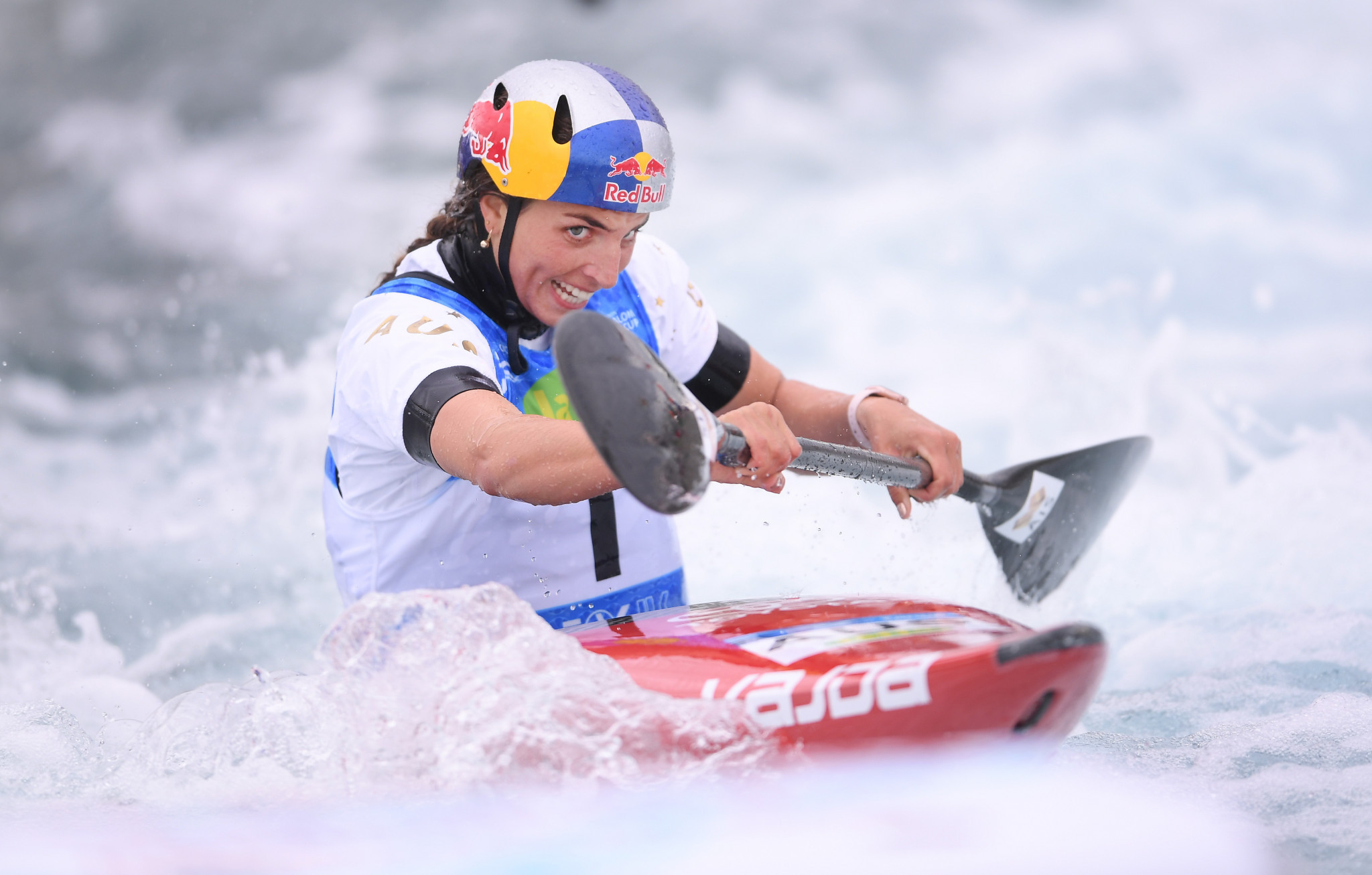 Fox backs up C1 success with K1 title at ICF Canoe Slalom World Cup in Germany