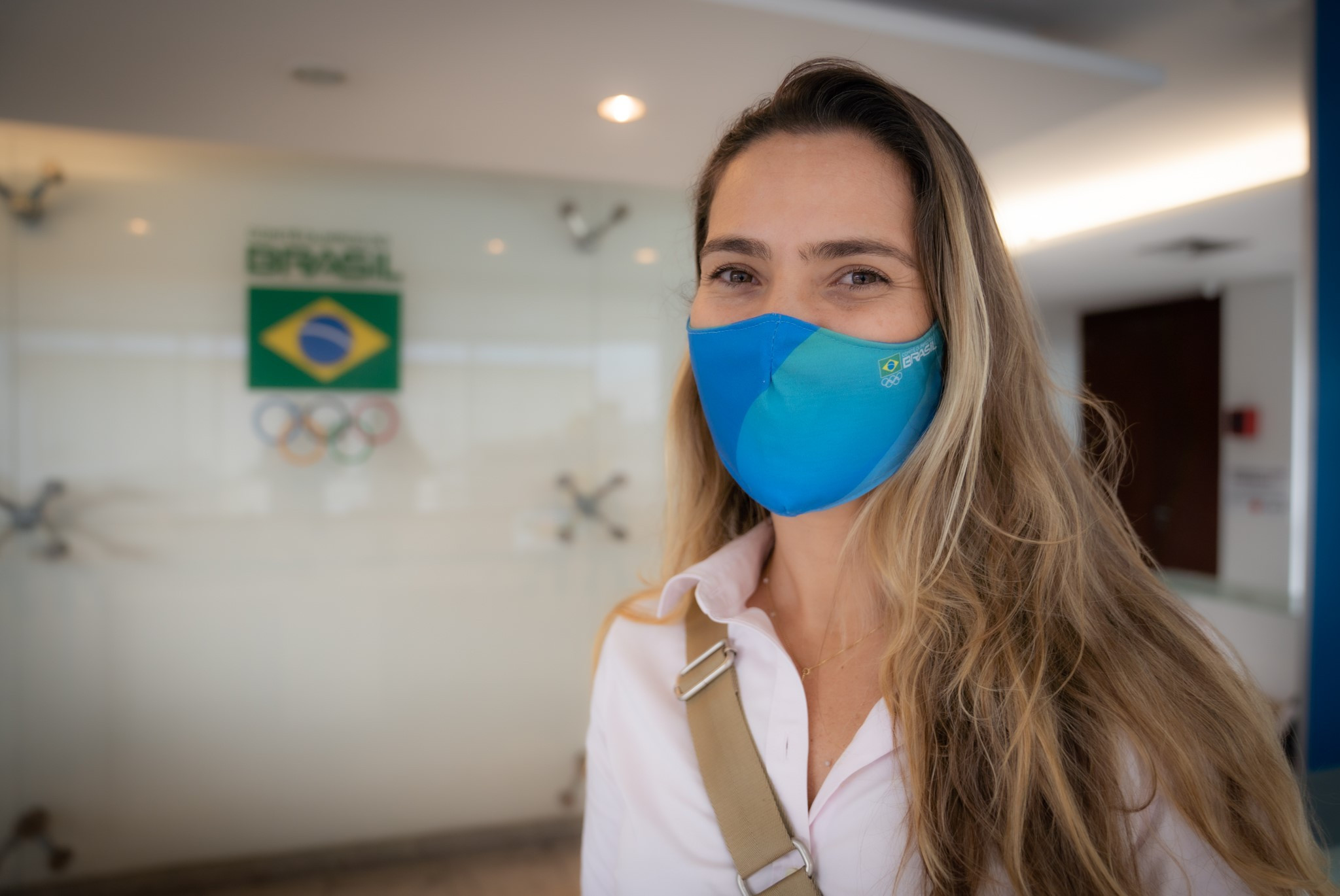 Isabel Swan has been appointed to lead the new women's sports department set up by the Brazilian Olympic Committee ©COB