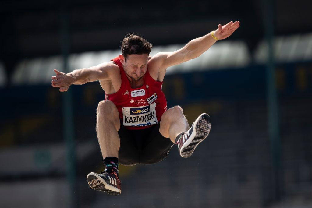Kazmirek earns decathlon victory at World Athletics Combined Events Challenge in Ratingen