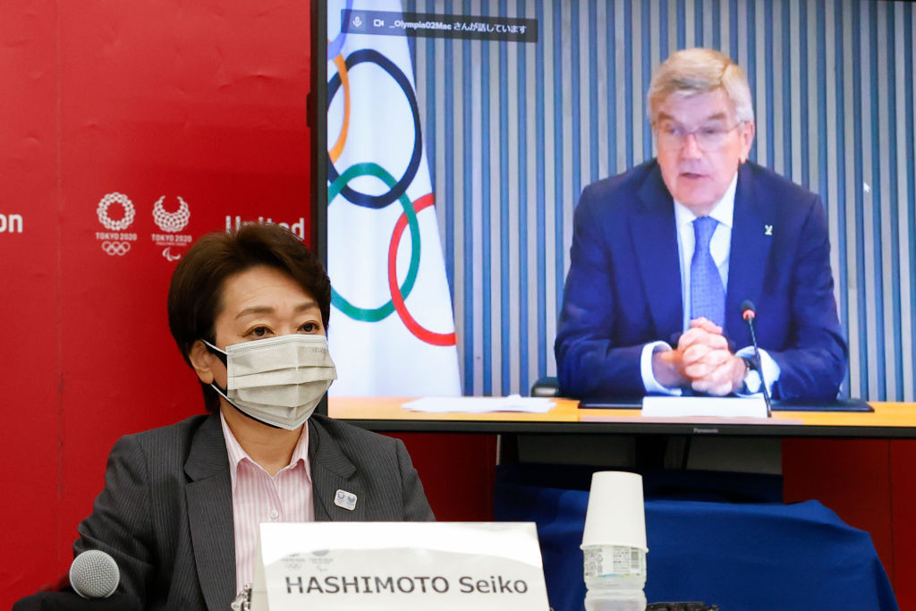 Organisers held a five-party meeting today to discuss plans for spectators at Tokyo 2020 ©Getty Images