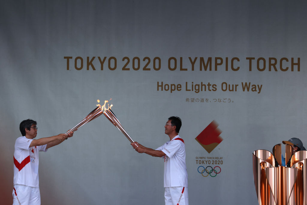 Tokyo 2020 Olympic Torch Relay reaches disaster-affected areas as Opening Ceremony nears