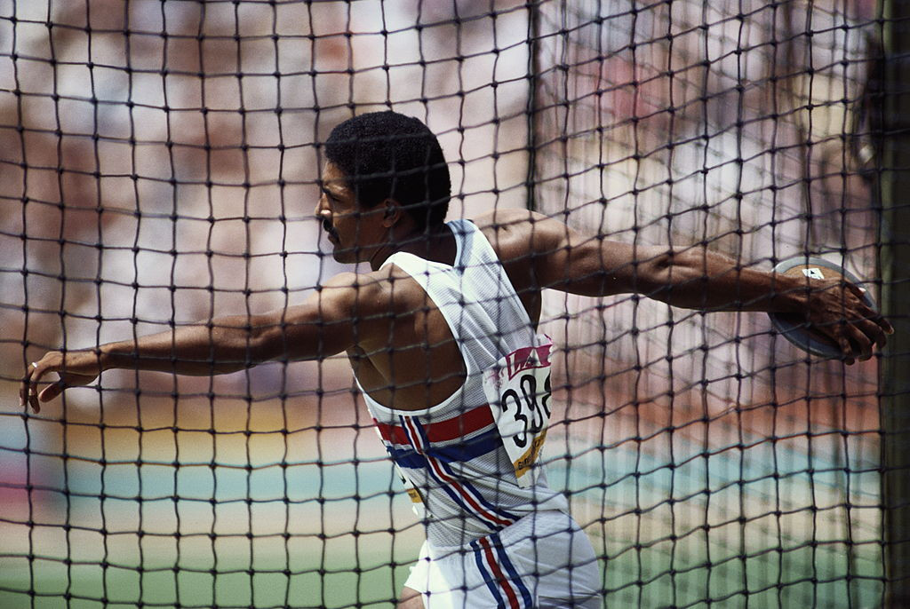 Britain's Daley Thompson failed to qualify for the 1992 Olympic Games in Barcelona ©Getty Images