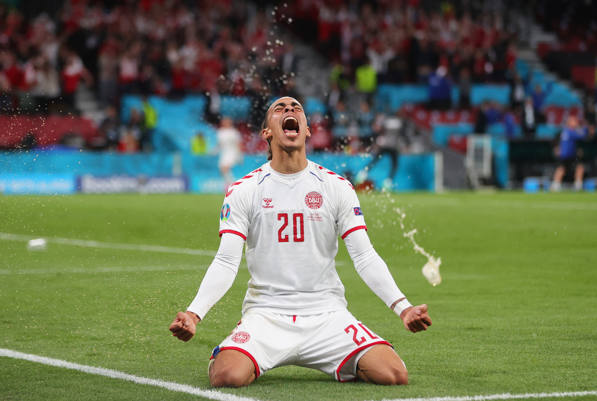 Denmark and Austria seal last 16 places at UEFA Euro 2020 after earning decisive group wins