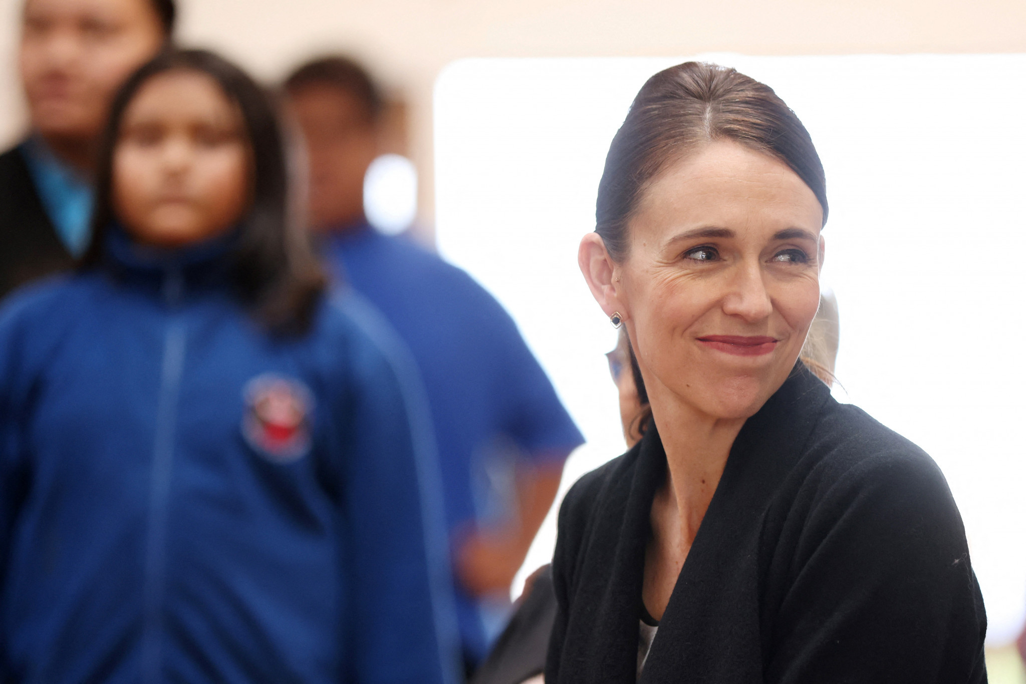 Jacinda Ardern has backed Laurel Hubbard's inclusion at the Tokyo 2020 Olympics ©Getty Images
