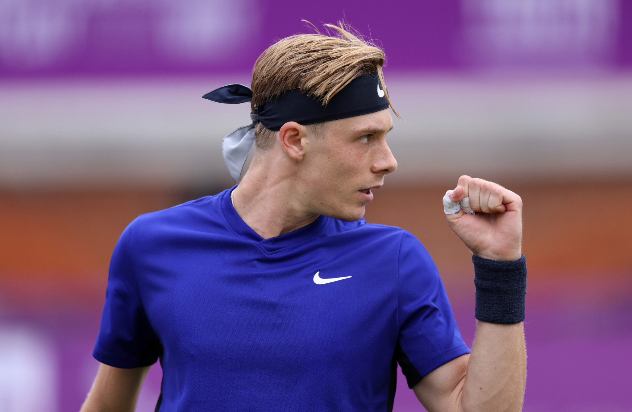 Denis Shapovalov has withdrawn from the Tokyo 2020 Olympics ©Getty Images