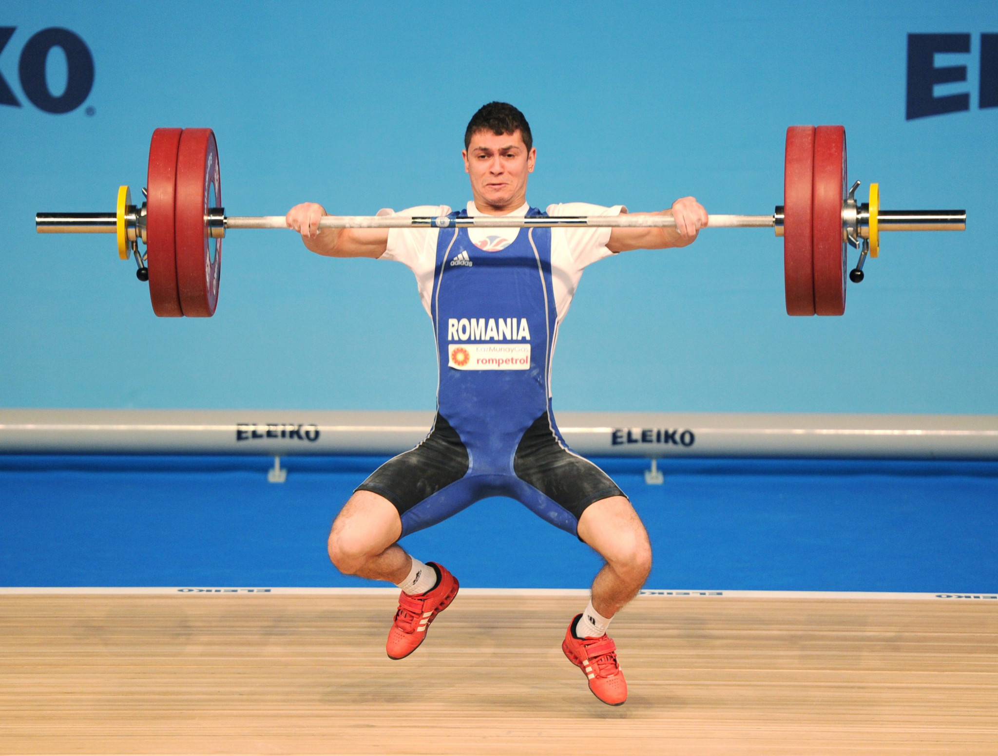 Romanian weightlifting is in a period of crisis ©Getty Images