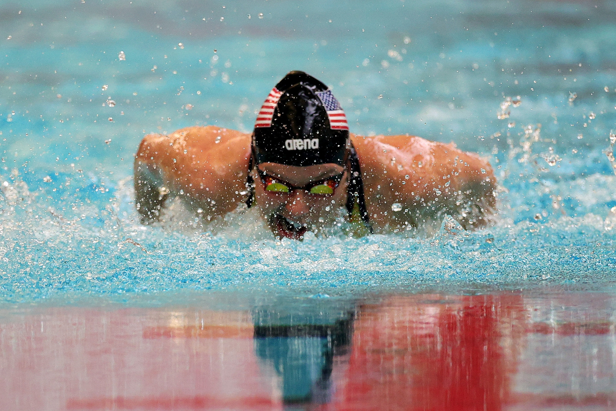 Jessica Long leads a 34-strong US Paralympic swimming team for Tokyo 2020 ©Getty Images