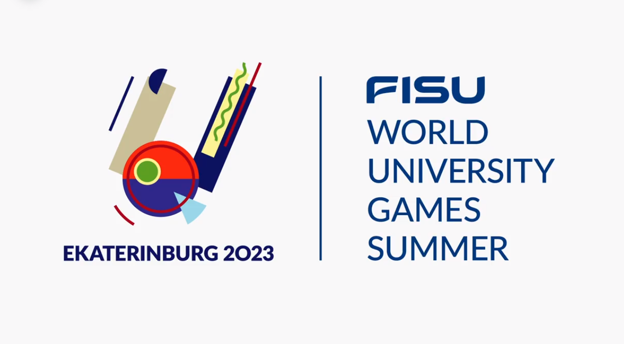 Three students have won first prize for their project involving the design of the 2023 World University Summer Games in Yekaterinburg ©EKAT 2023