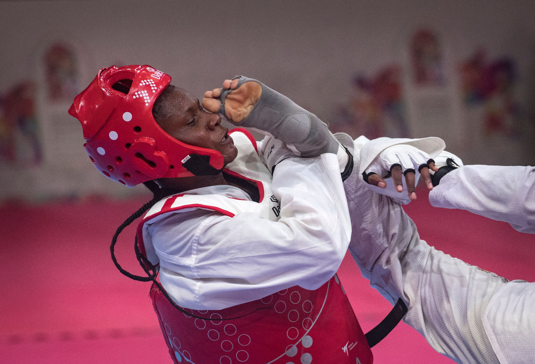 Faith Wanjiku Ogallo has entered a bubble camp prior to Tokyo 2020 ©Getty Images