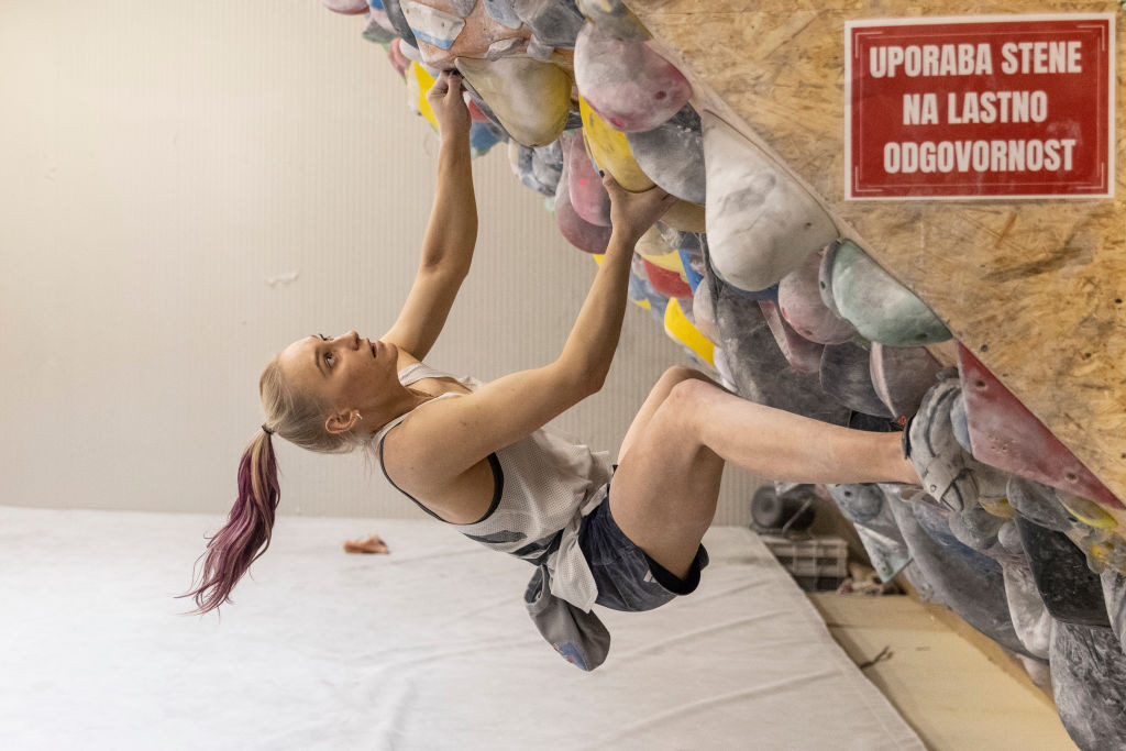 Garnbret and Grossman to battle for bouldering supremacy at IFSC World Cup in Innsbruck