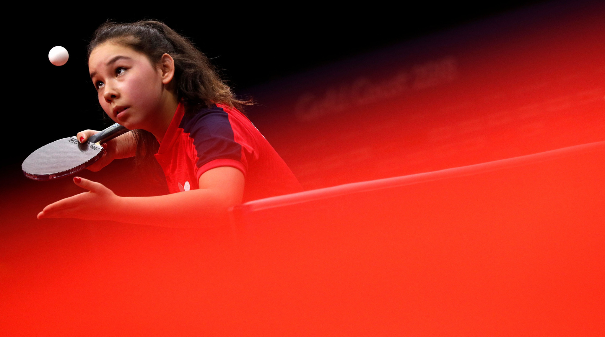 Hursey wins again on day two of European Table Tennis Championships