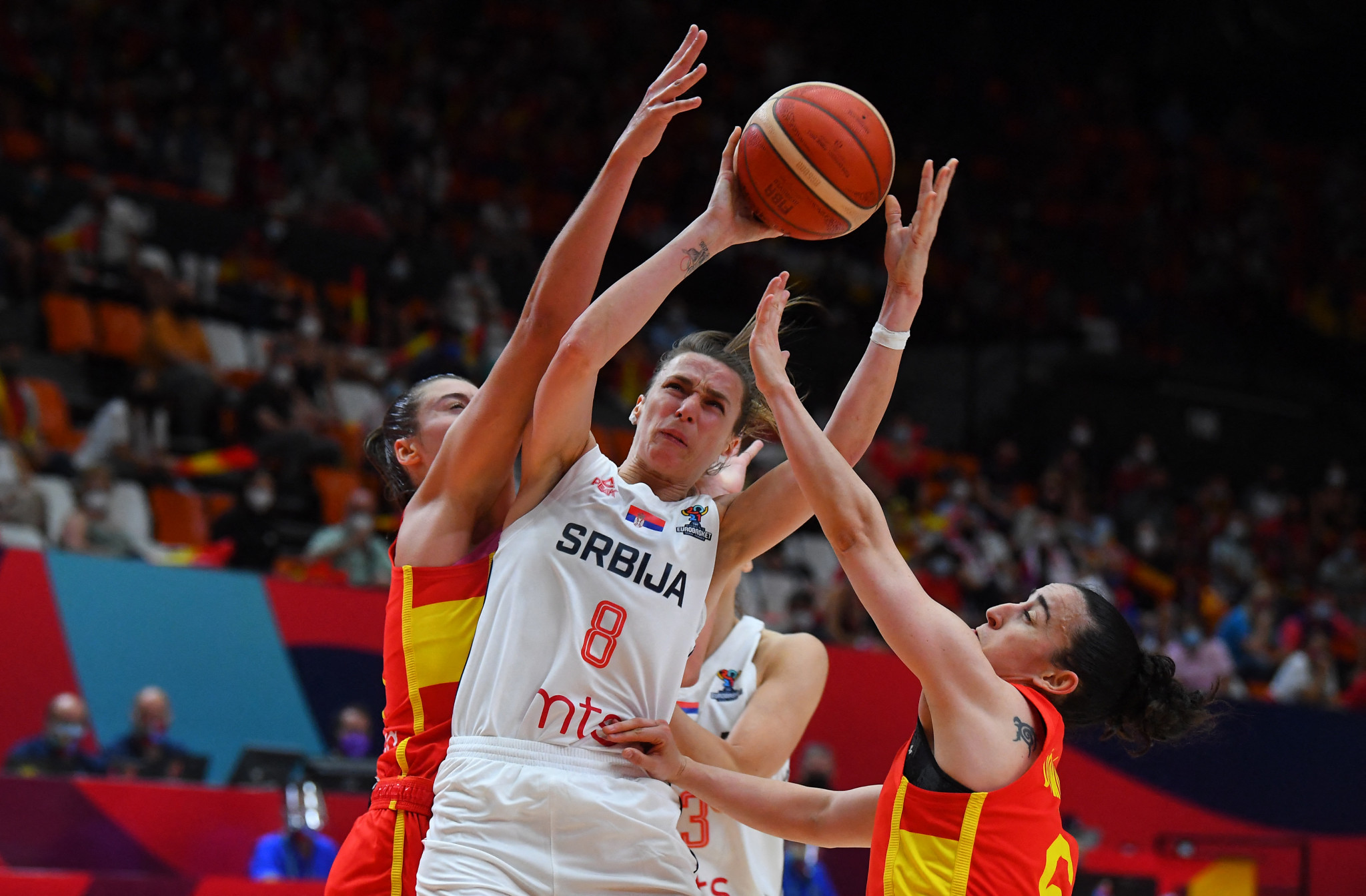 Last four confirmed after dramatic day at FIBA Women's EuroBasket tournament