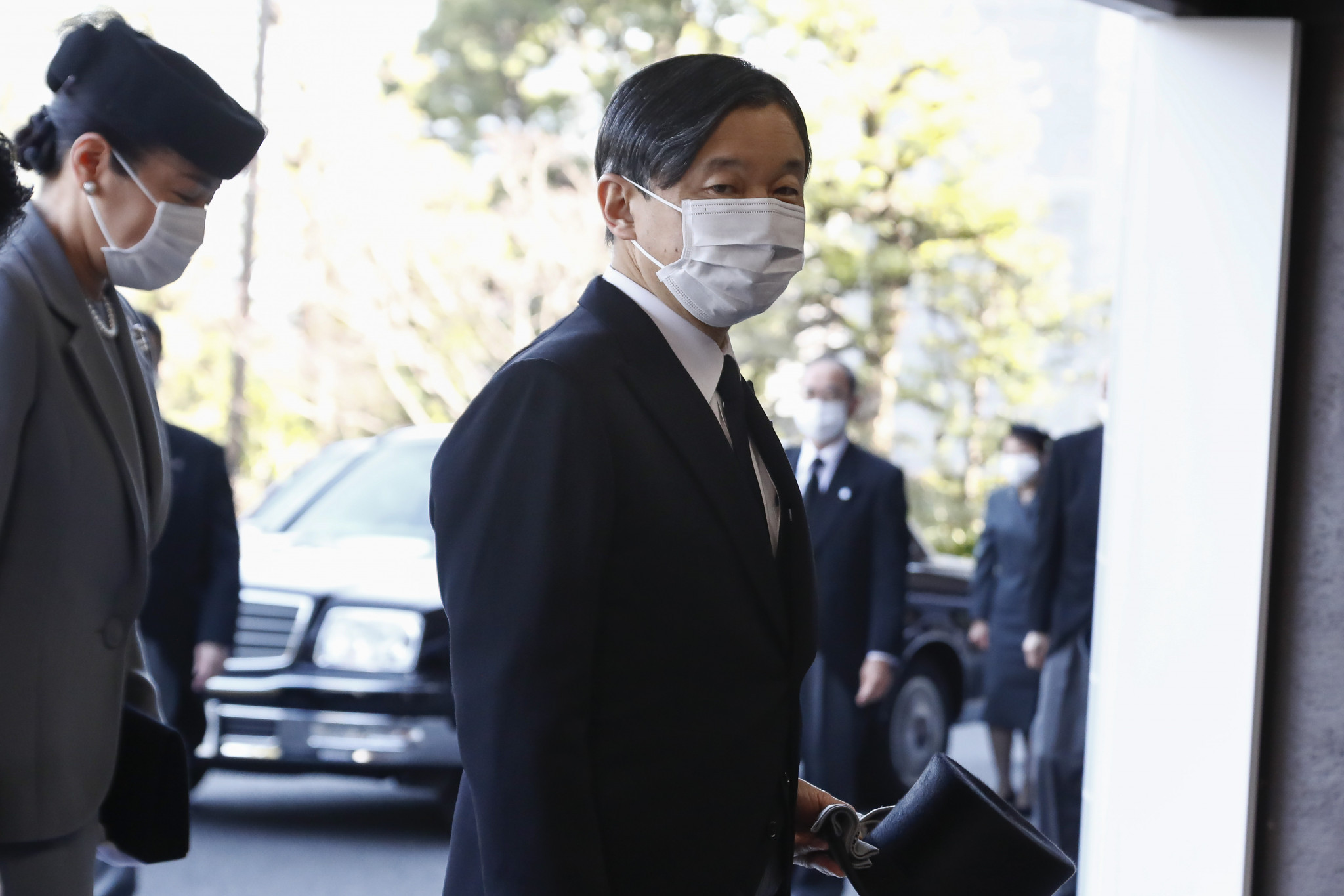 Japanese Emperor Naruhito has concerns over Tokyo 2020 ©Getty Images