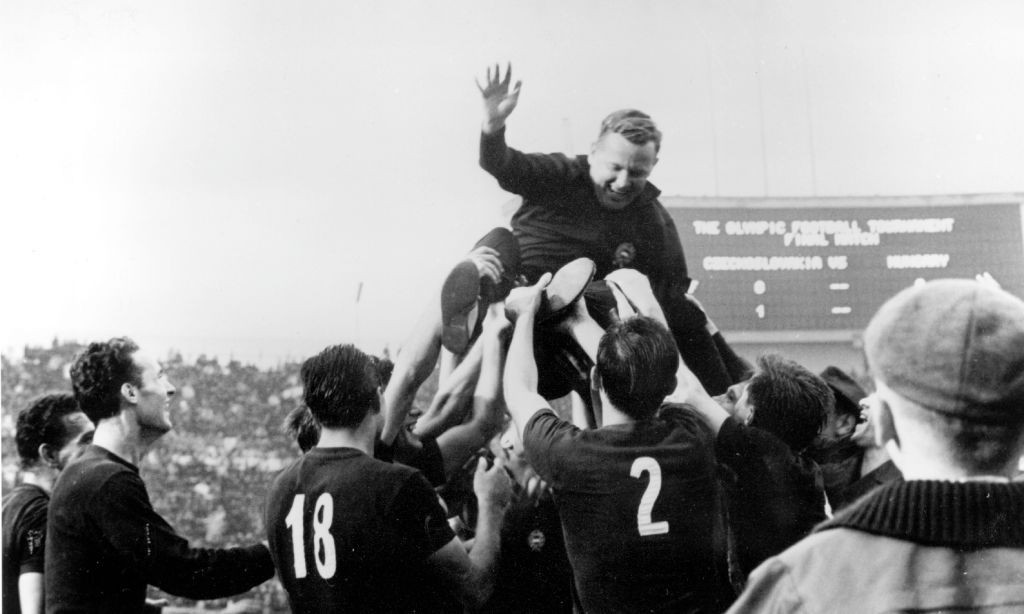 The football tournament at the 1964 Olympic Games in Tokyo was won by Hungary ©Getty Images