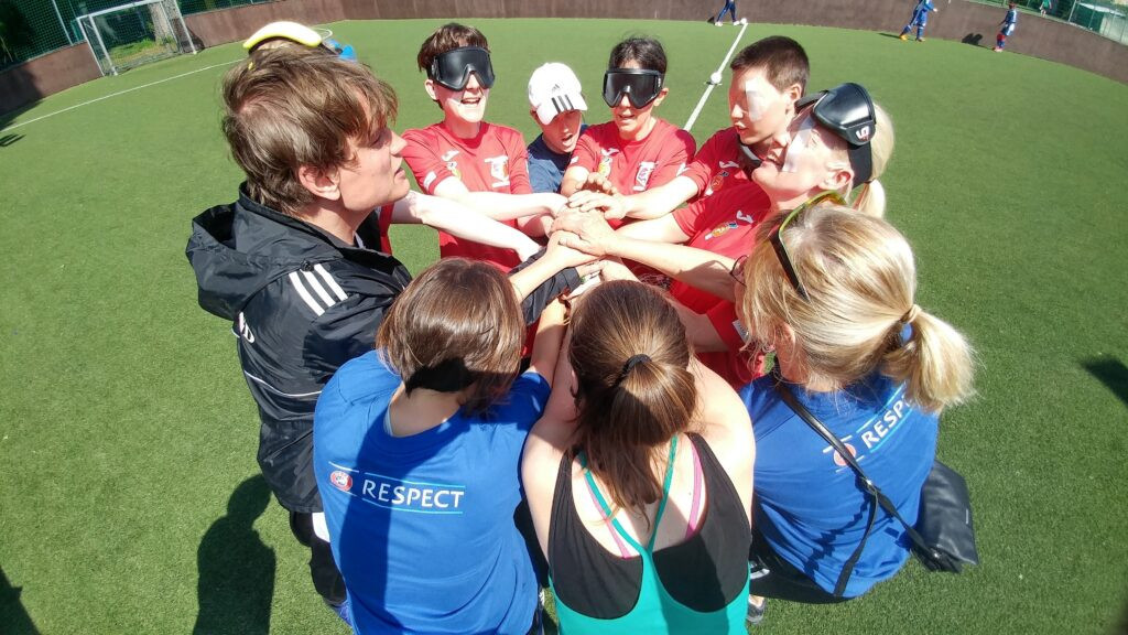 IBSA Blind Football to hold online coaching courses before Tokyo 2020 Paralympics