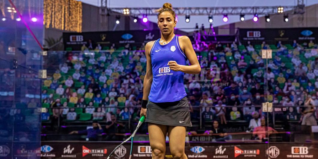 Defending champion El Hammamy wins again to reach PSA World Tour Finals semi-final