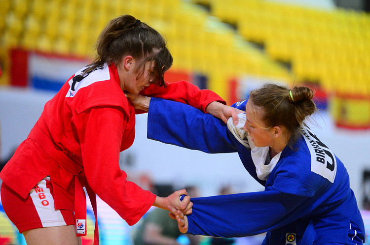 World Youth and Junior Sambo Championships moved from Mongolia to Greece