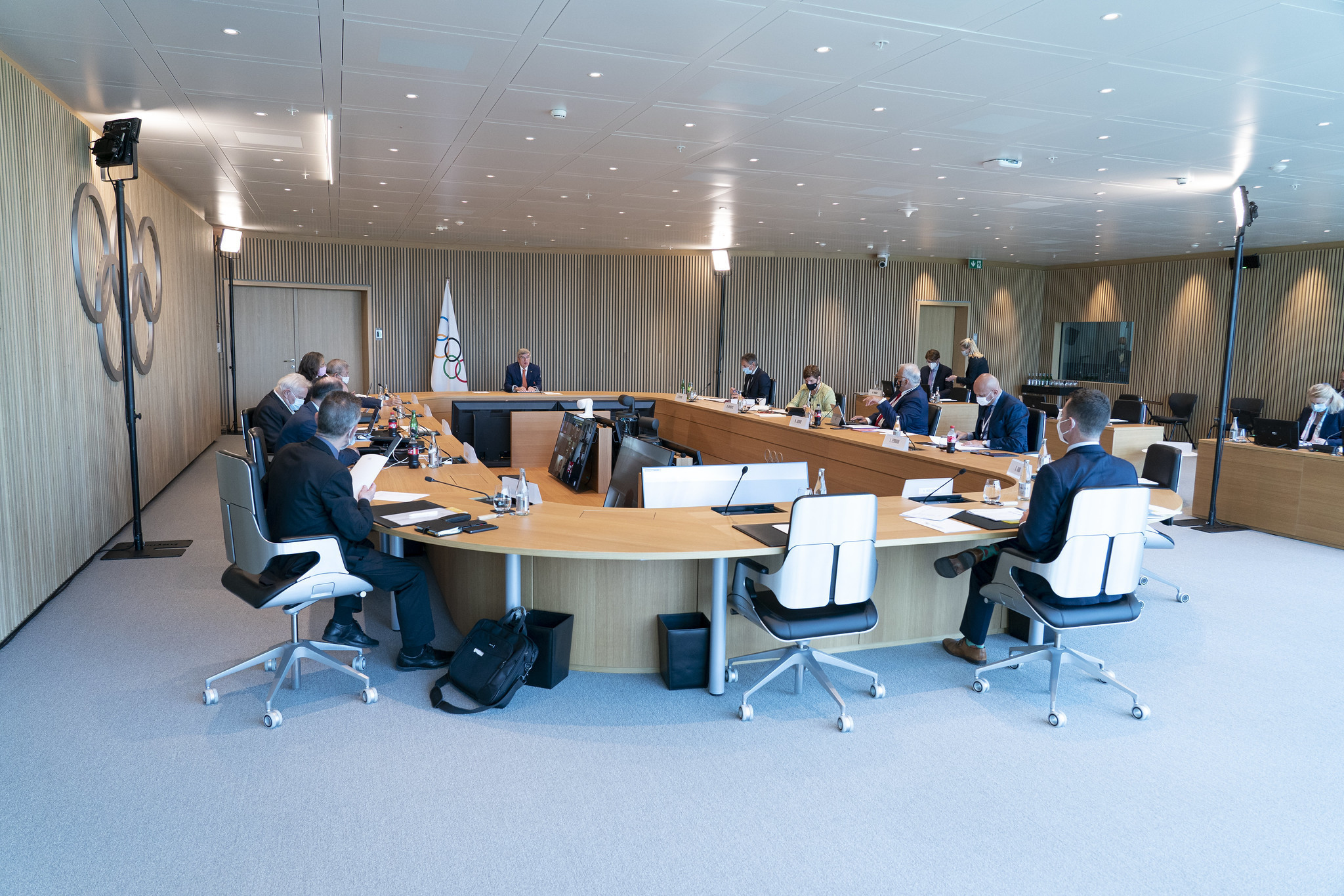 Any changes would have to be approved by the IOC Executive Board ©IOC