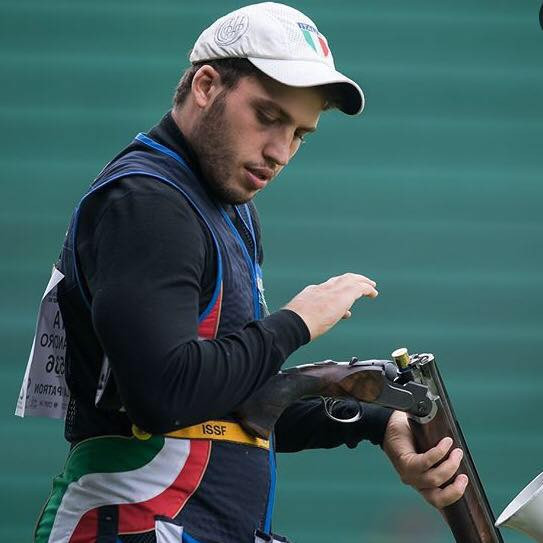 Cassandro claims skeet honours at ISSF World Cup