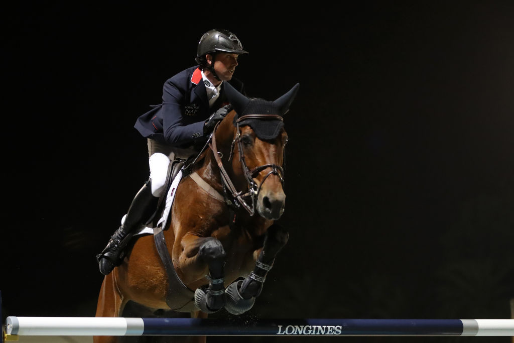 Early home success at Global Champions Tour event at Champs de Mars in Paris