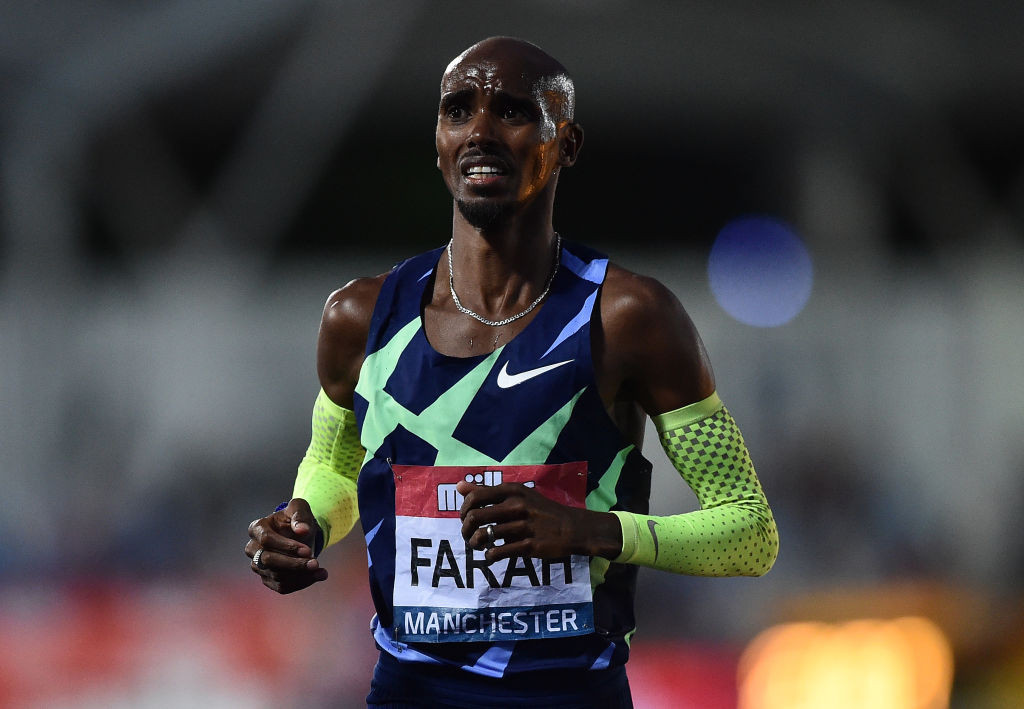 No go for Sir Mo as fails to reach Tokyo 2020 for defence of 10,000m title
