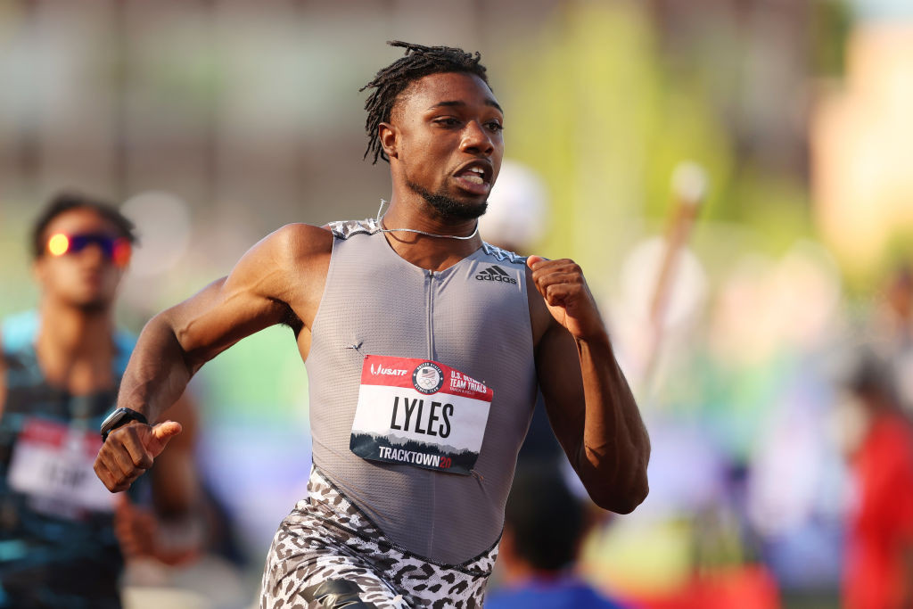 Lyles, Holloway and Felix proceed to big weekend finale at US Olympic trials