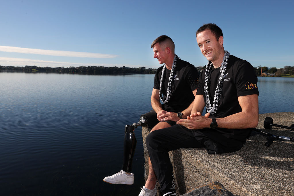 New Zealand names Para-canoeists Martlew and Hart for Tokyo 2020 team