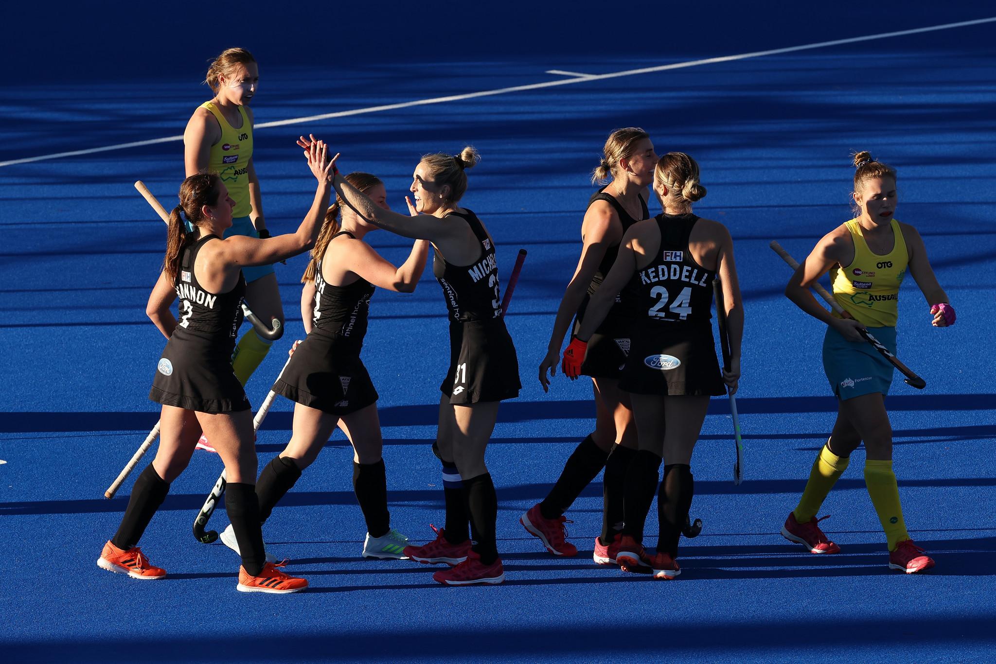 New Zealand and Australia make FIH Hockey Pro League return after COVID-19 break