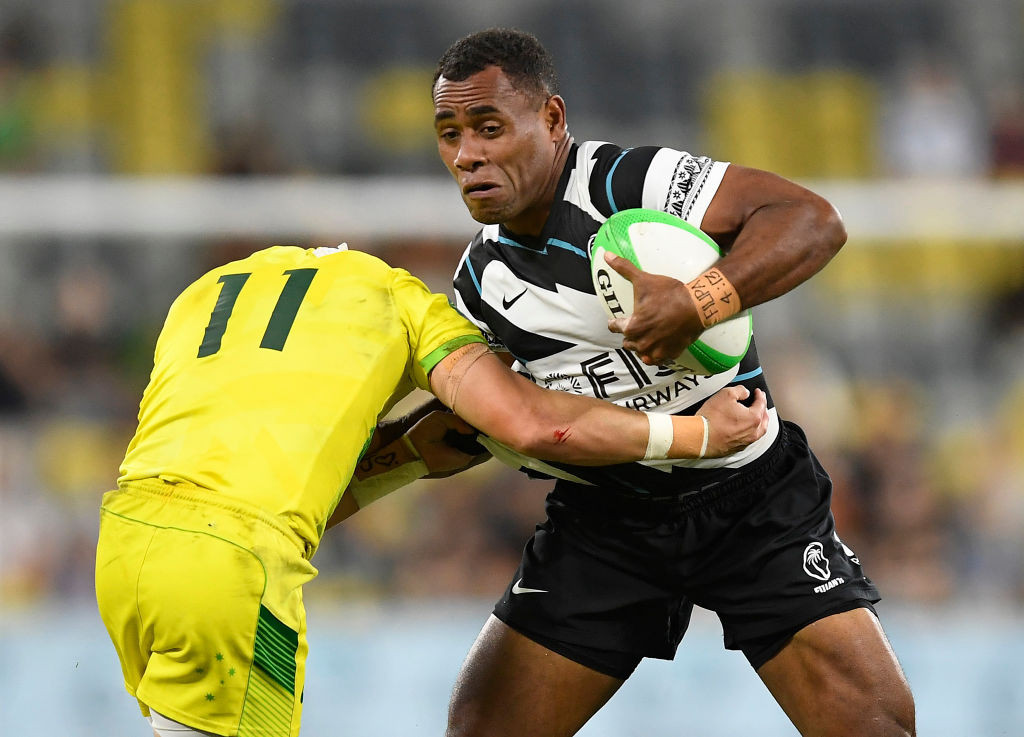 Fiji beat New Zealand to boost men's title hopes at Oceania Sevens Championships