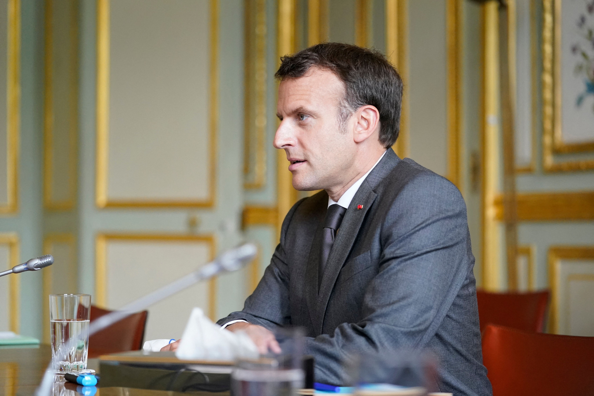 Anne Hidalgo has been critical of French President Emmanuel Macron ©Getty Images