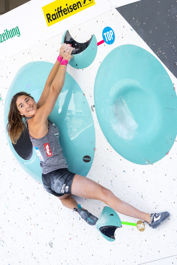 """""""Inappropriate"""" coverage row and rainstorms mar IFSC World Cup at Innsbruck"""