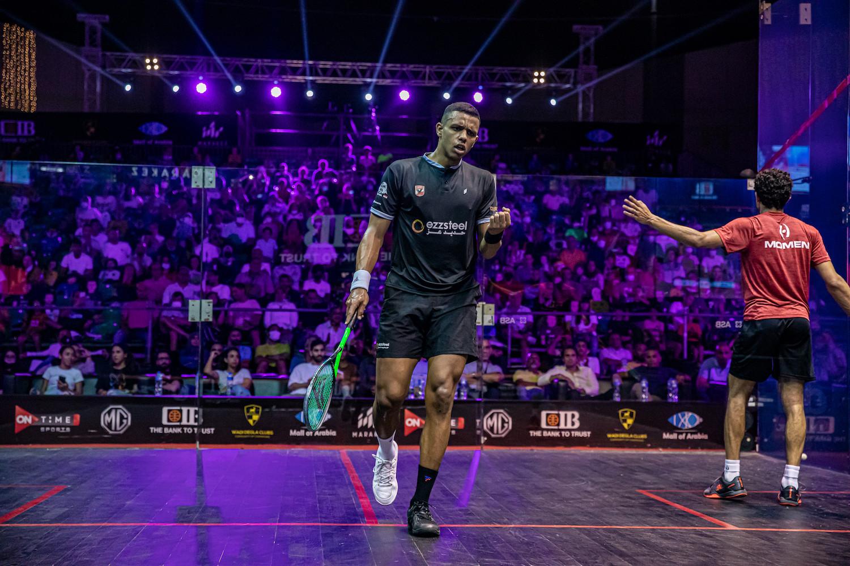 All Egyptian line-up for PSA World Tour Finals showpiece matches