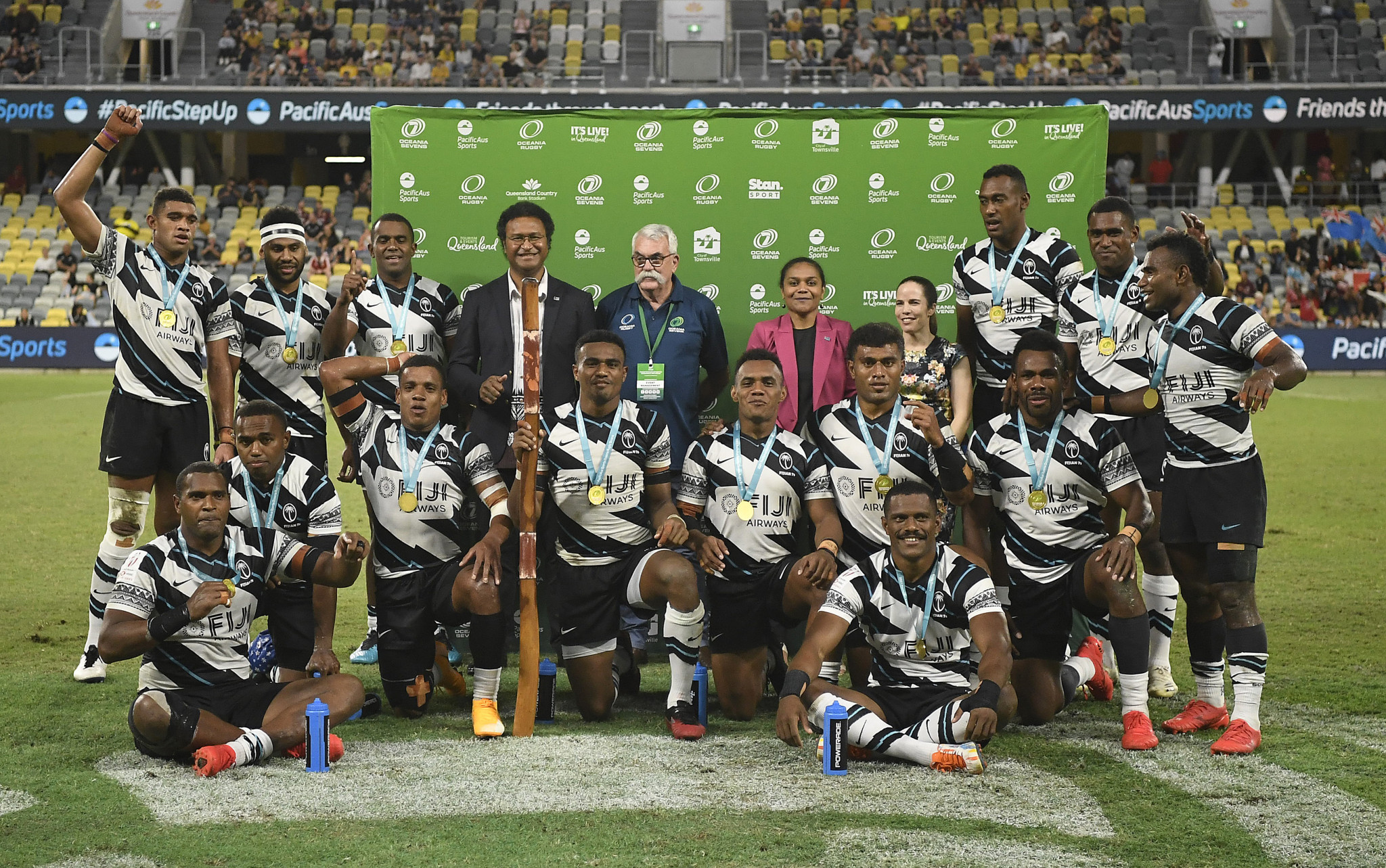 Fiji and New Zealand earn titles after strong displays at Oceania Sevens Championships