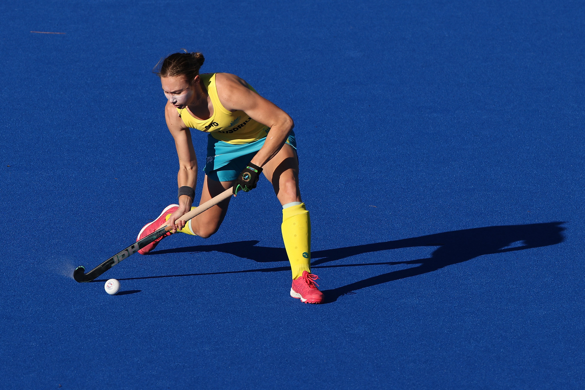 Australia earned a 3-1 win over New Zealand in the second women's match as the FIH Hockey Pro League season drew to a conclusion ©Getty Images