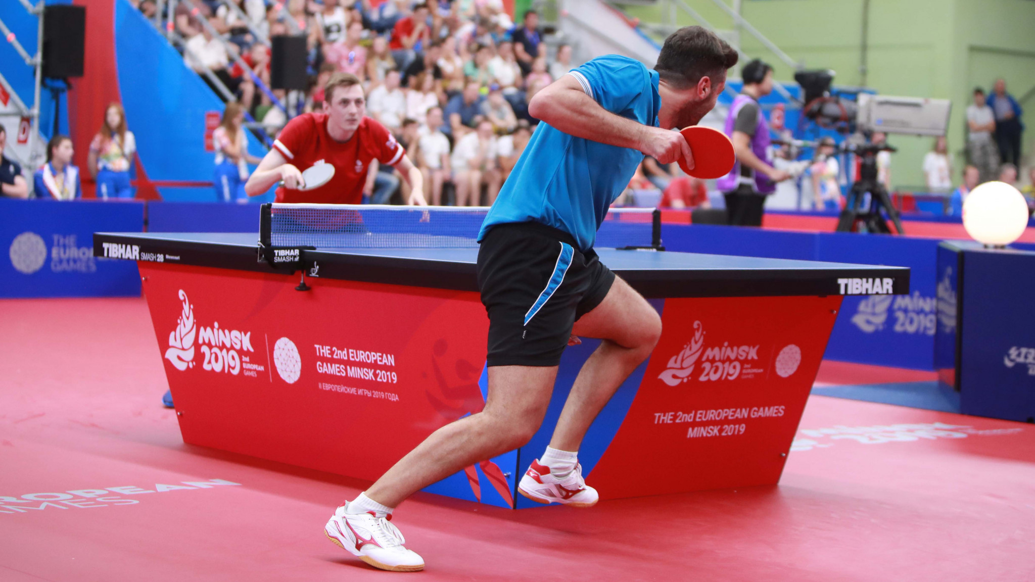 Table tennis officially confirmed for 2023 European Games