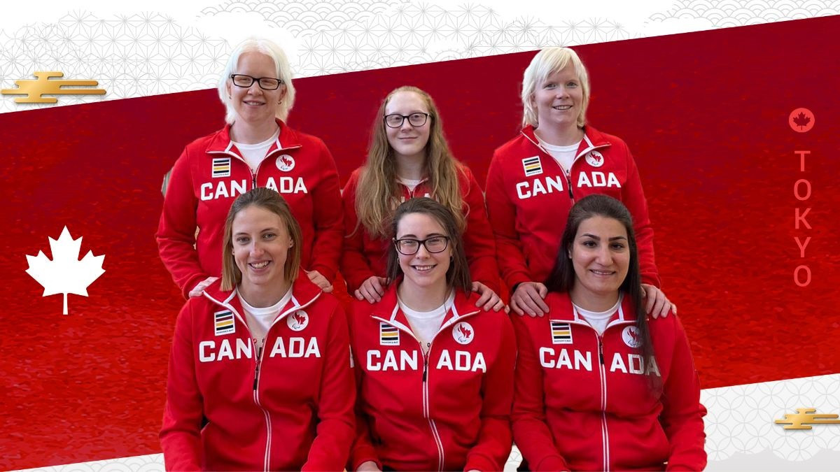 Canadian goalball team to feature three Paralympic debutants at Tokyo 2020