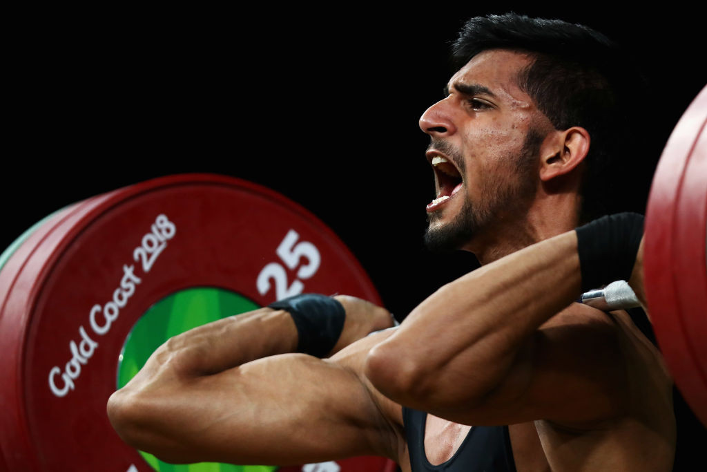 Talha Talib of Pakistan has been awarded an invitation place for weightlifting at Tokyo 2020 ©Getty Images