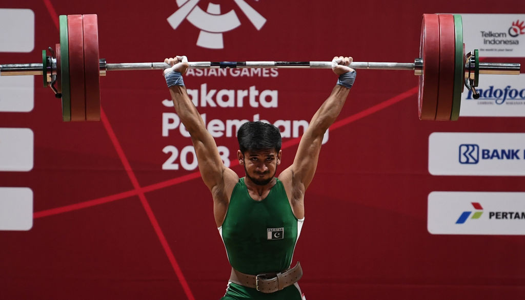Talha Talib, 21, could be a serious contender for the gold medal in the 67kg category at Tokyo 2020 ©Getty Images