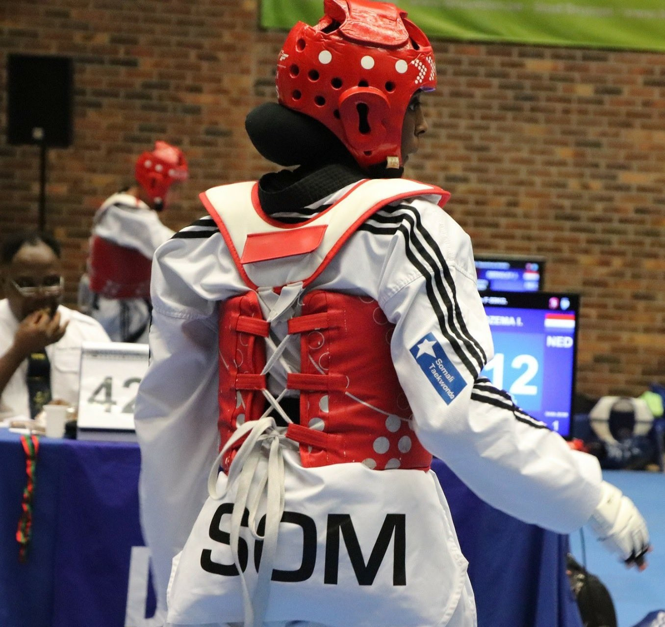 Somalia eyes sending first taekwondo representative to Olympics