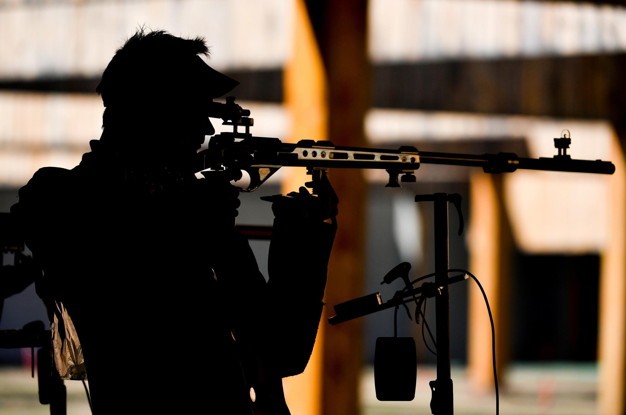Kulish wins rifle gold at ISSF World Cup in Osijek