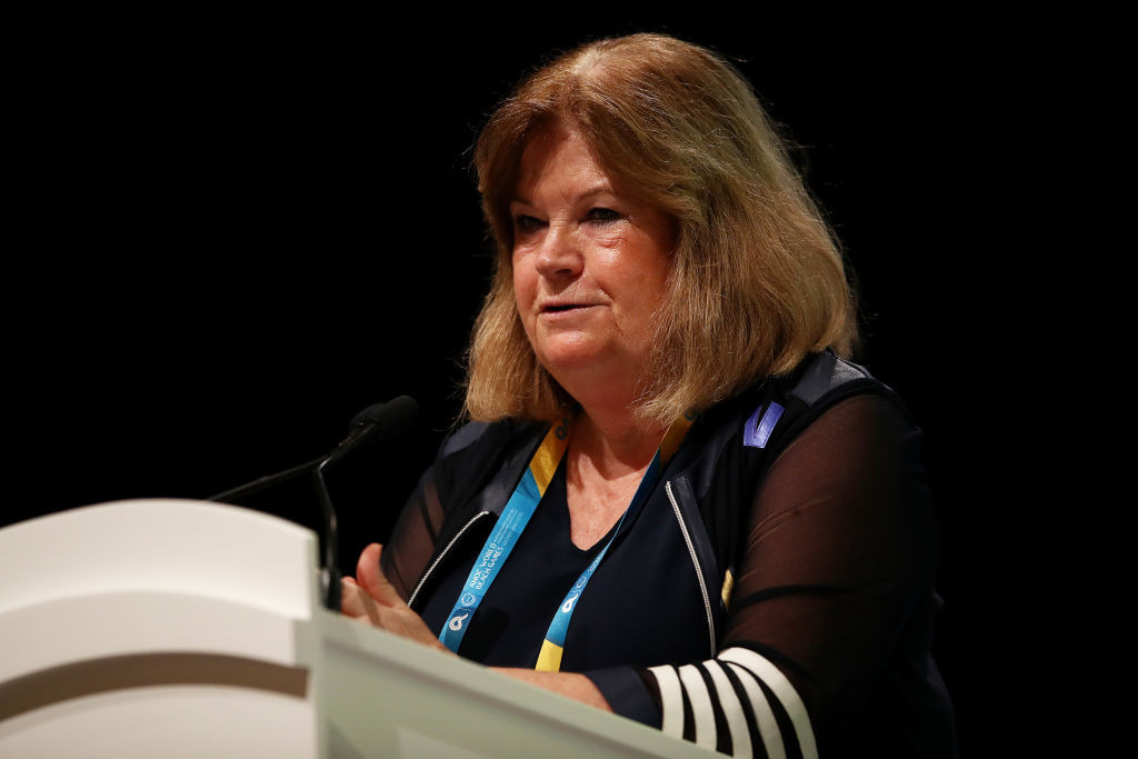 ANOC secretary general Gunilla Lindberg admitted the General Assembly would not be like it usually would be due to COVID-19 ©Getty Images