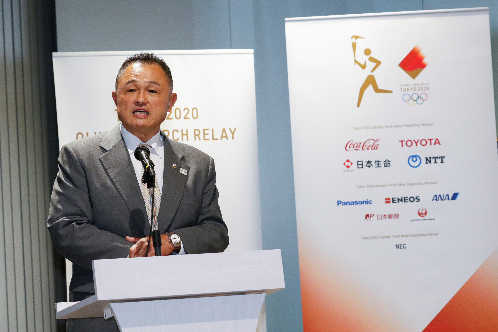 """No way"" to ensure zero COVID-19 cases arriving in Tokyo, JOC President admits"