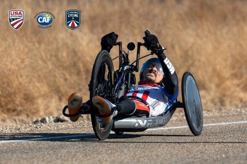 CAF to host four US Para-Cycling Road Championships events in July