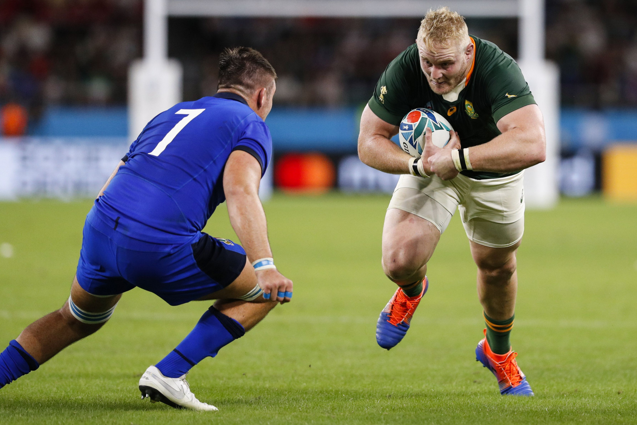 South African squad goes into isolation ahead of Lions tour due to COVID-19 cases