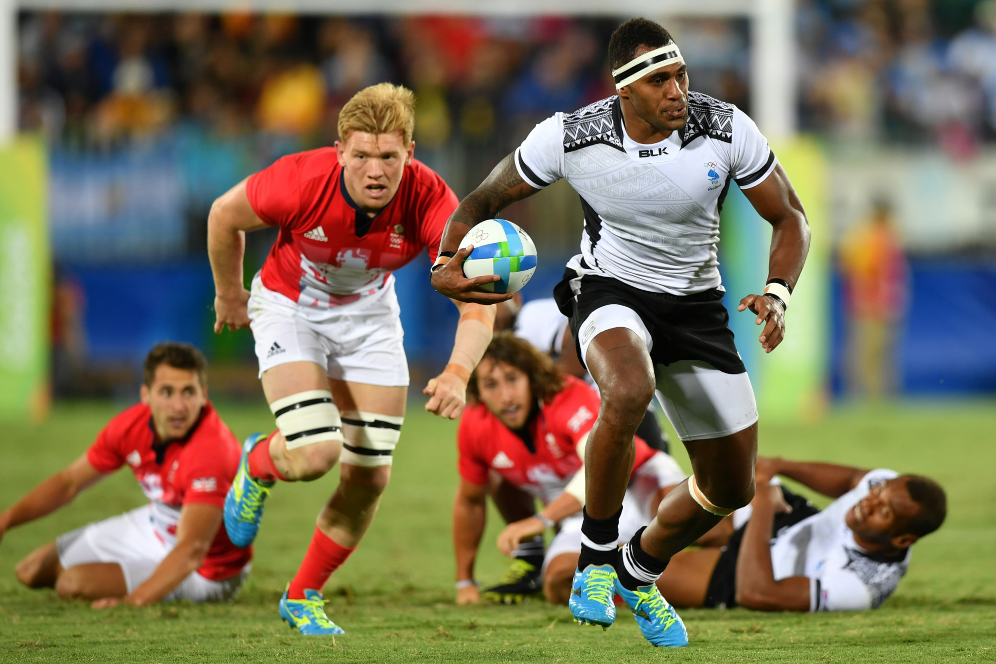 Rio 2016 rugby sevens finalists placed in same pool at Tokyo 2020