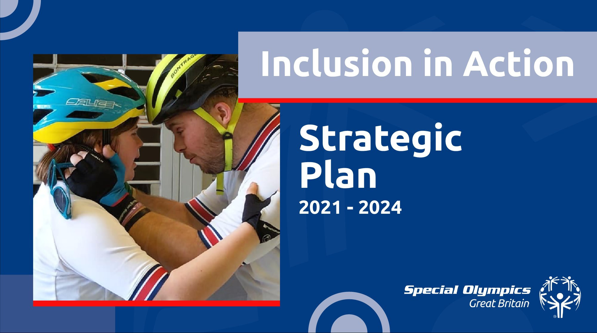Special Olympics GB announces four-year Inclusion in Action strategy