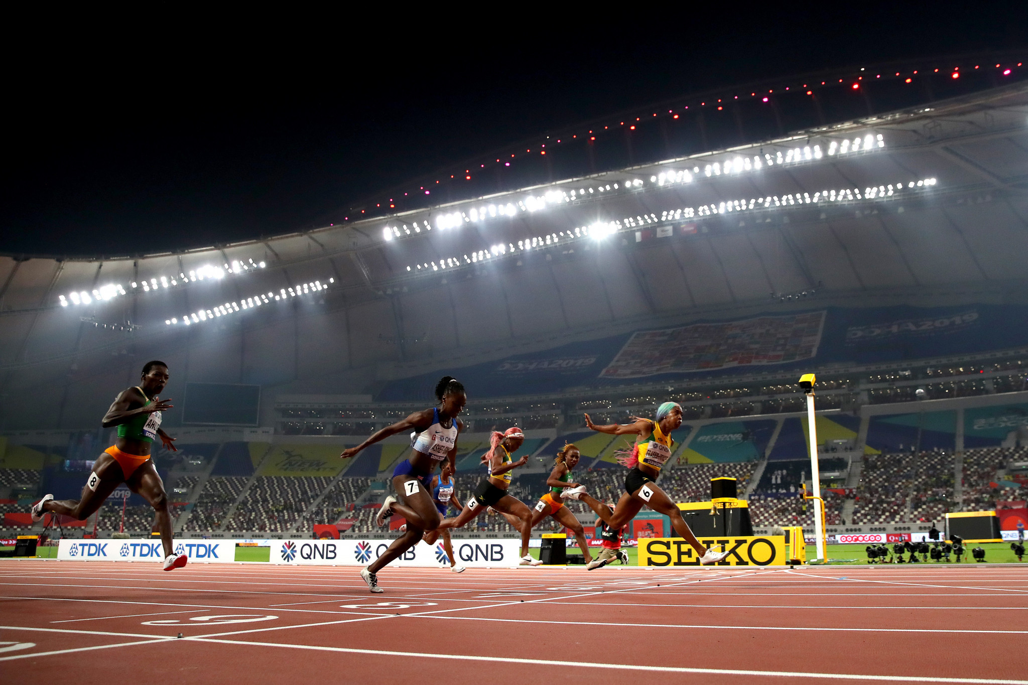 World Athletics Championships are now a staple of the international calendar, but the inaugural event only occurred in 1983 ©Getty Images
