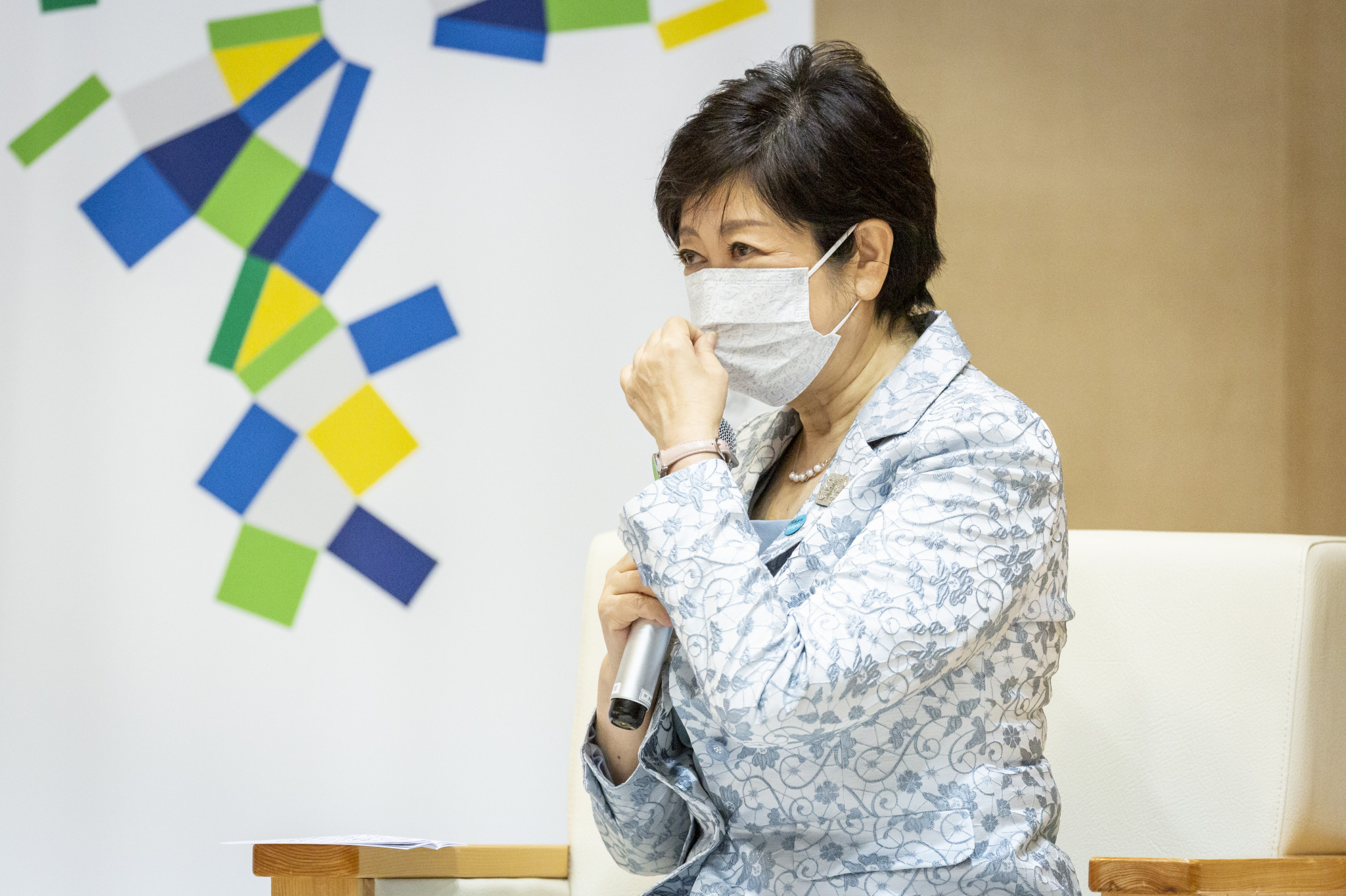 Tokyo Governor Koike discharged from hospital after treatment for fatigue