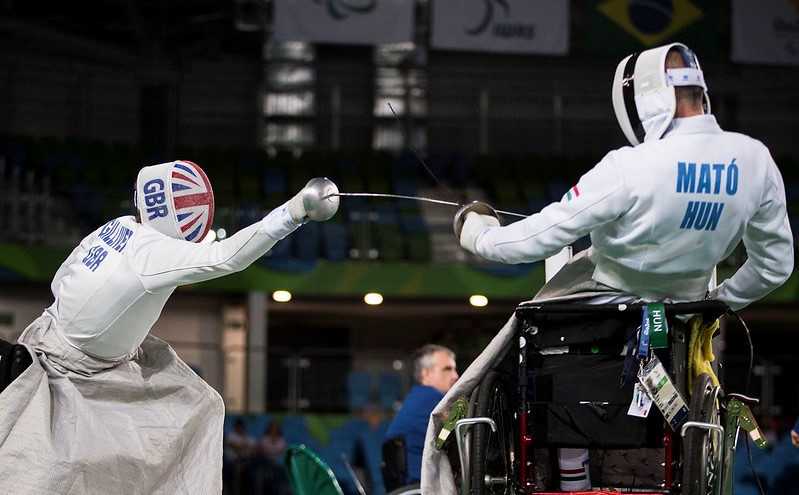 Rio 2016 silver medallist Piers Gilliver will compete at his second Paralympic Games ©ParalympicsGB